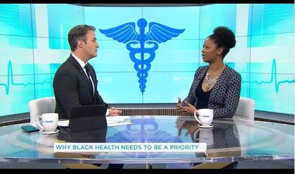 Canadian Black Health Alliance Black charity